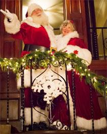 Santa & Mrs Claus - Ebell