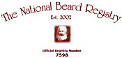 Santa Ed - The National Beard Registry