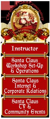Santa Claus Trainer
