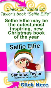 Selfie Elfie Book