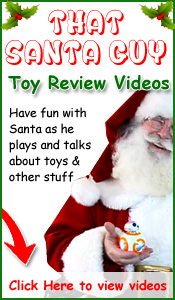 That Santa Guy - Toy Review Video