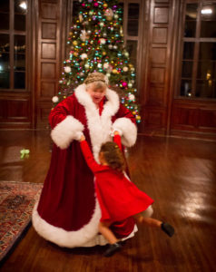 Mrs Claus Playing 2 Ebell 2015