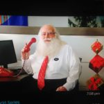 Santa Claus Chrysler Commercial
