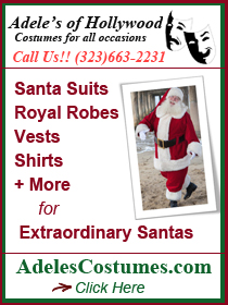 Santa Suits for sale